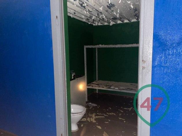 Под Санкт-Петербургом нашли подземную тюрьму
