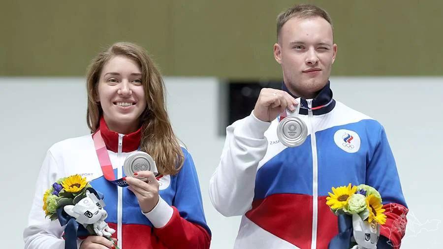 Прапорщик Росгвардии из Крыма завоевала медали на Олимпиаде в Токио
