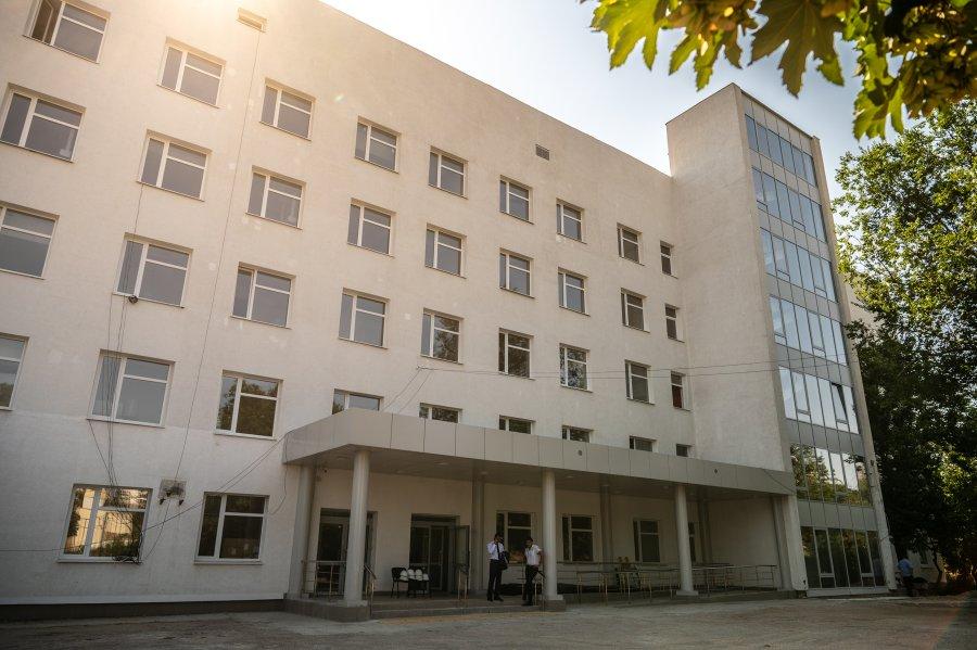 В Севастополе роддом № 2 откроют в сентябре
