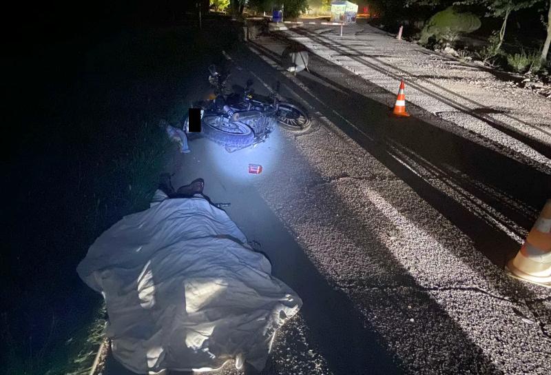 В Крыму в ДТП погиб мотоциклист, не надевший шлем