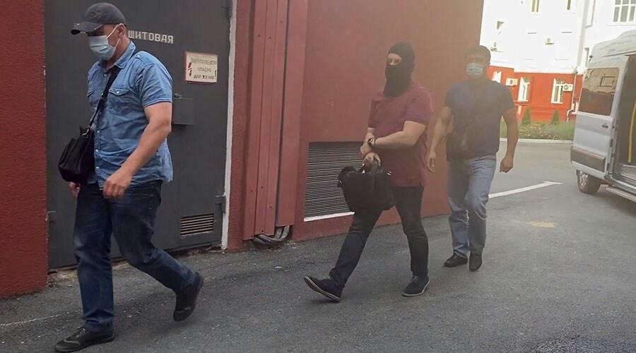 ФСБ задержала симферопольца за махинации с земельными участками