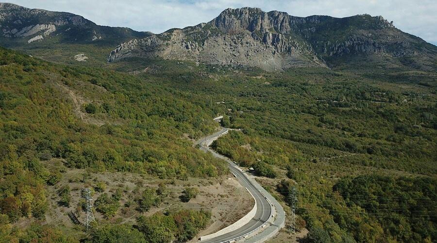 Проектом реконструкции шоссе к Алуште займется «ВАД»