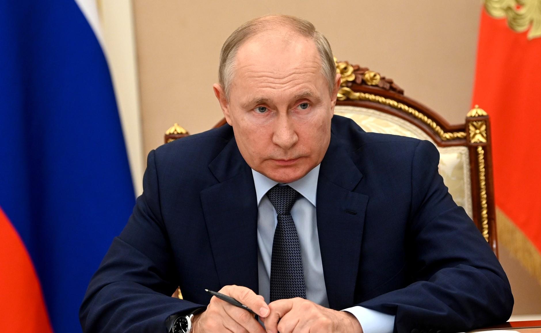 Путин прогнозирует рост российской экономики
