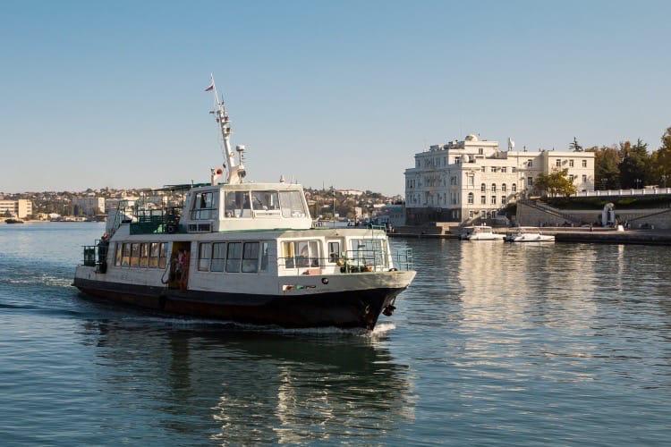 Рейд через Севастопольскую бухту будет закрыт 21 июля из-за репетиции Дня ВМФ