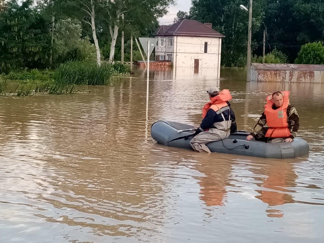 Потоп на Кубани: семья погибла в утонувшем автомобиле, лежачий больной – в затопленном доме