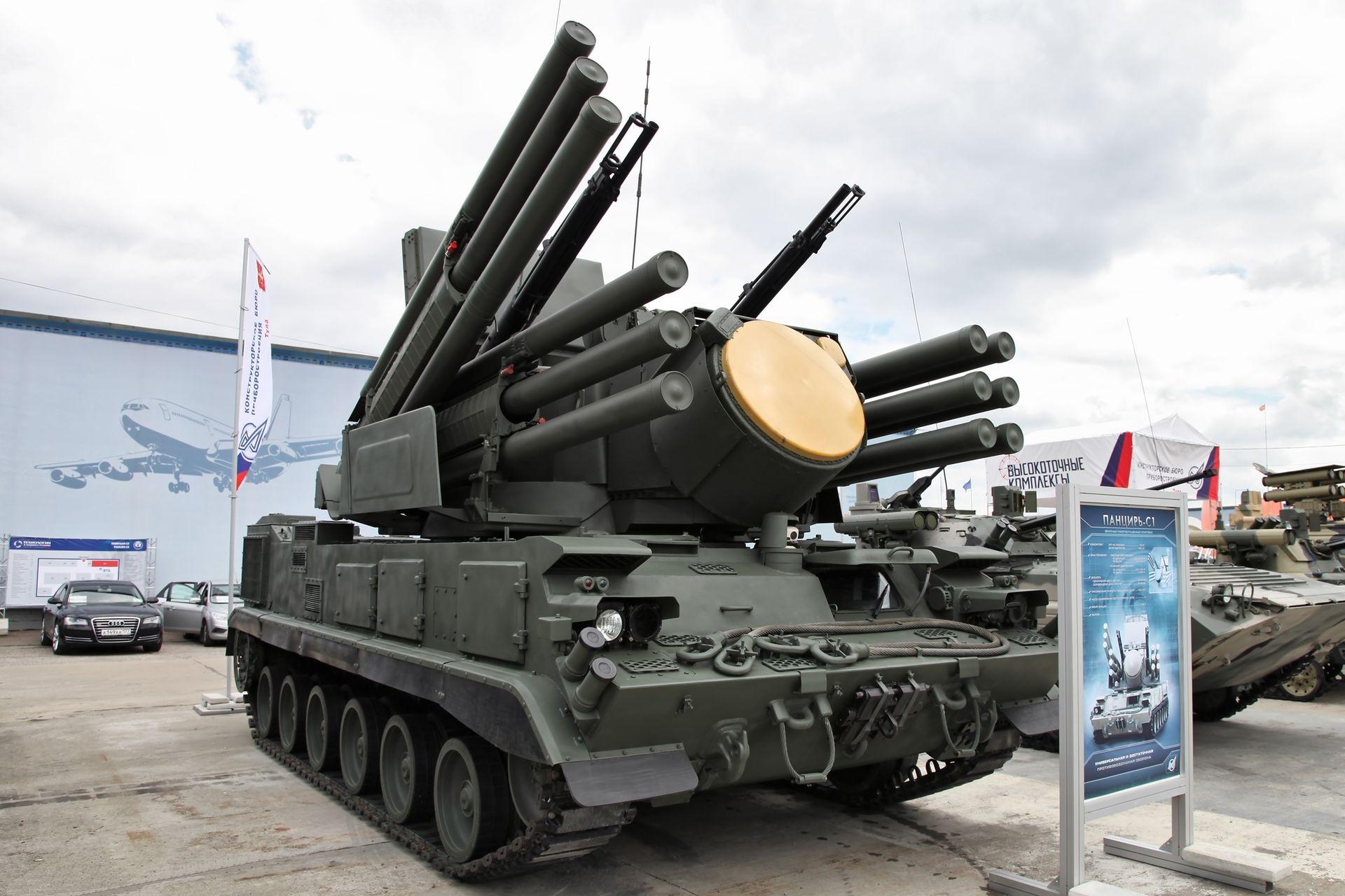 В Крыму проведено учение по ПВО по поиску и уничтожению воздушной цели