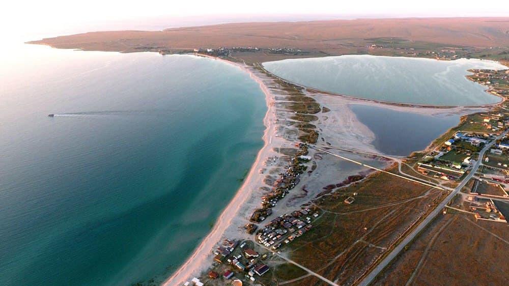 В крымской Оленевке будет рекреационно-туристический кластер