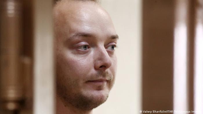 Иван Сафронов написал об особенностях с преследованием по «шпионским» статьям в России