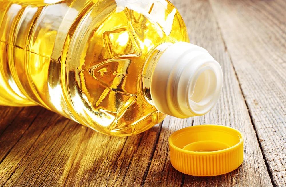 В России снизилось производство подсолнечного масла