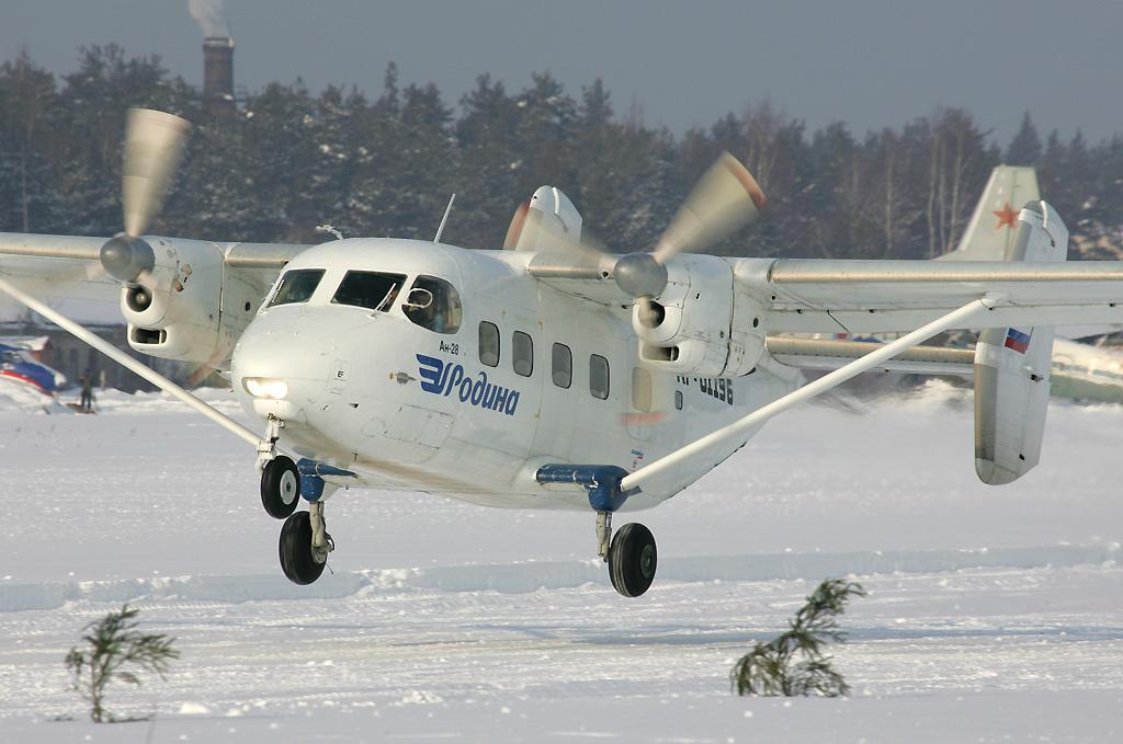 Причина падения Ан-28 в Томской области — отказ двух двигателей