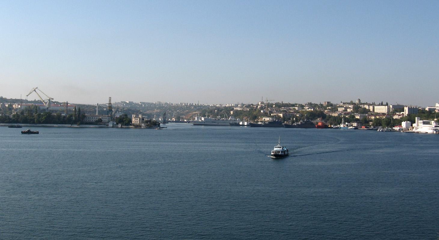 Севастопольская бухта будет закрыта для катерного сообщения 19 июля