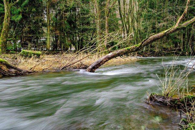 Уровень воды в реках Бельбек и Коккозка превысил исторический максимум