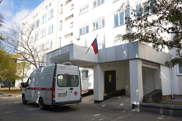 В Севастополе развернули дополнительные антиковидные койки