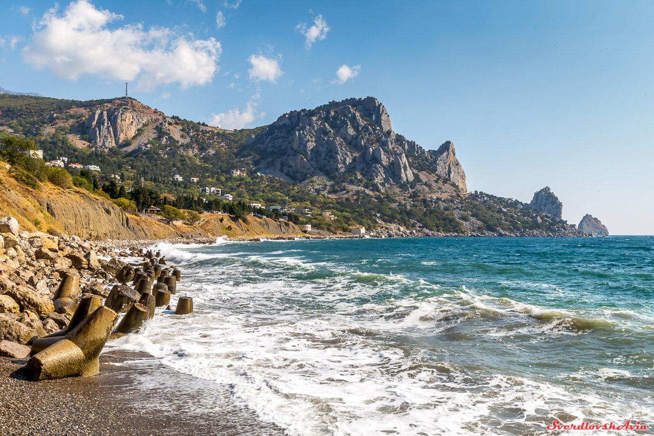 Крым — третий в рейтинге развития туристического потенциала, Севастополь — 11-й