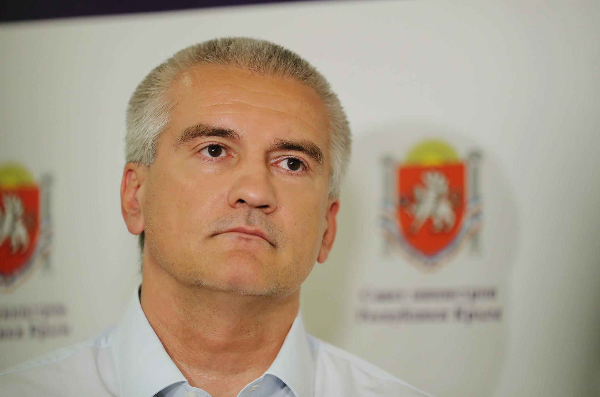 Аксенов назначил врио главы Минтопэнерго Крыма