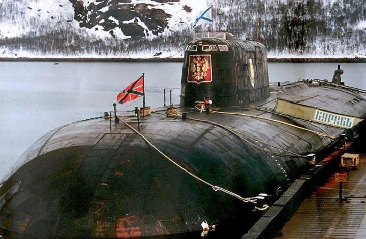 В Севастополе сегодня вспомнят моряков атомной подводной лодки «Курск»