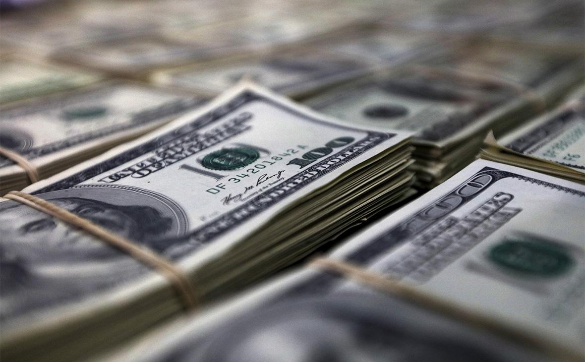 Отток капитала из России с начала года составил почти $35 млрд