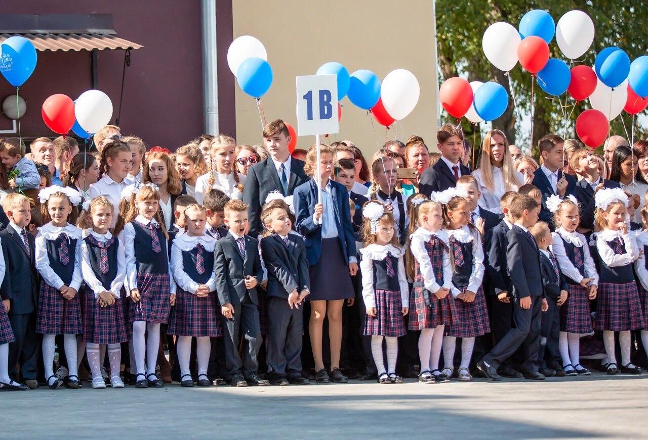 В Крыму родителей первоклассников на школьные линейки будут пускать по QR-коду