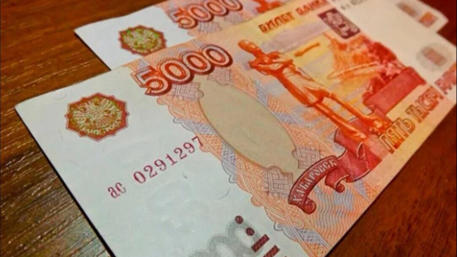 Все пенсионеры РФ получат разово по 10 тысяч рублей