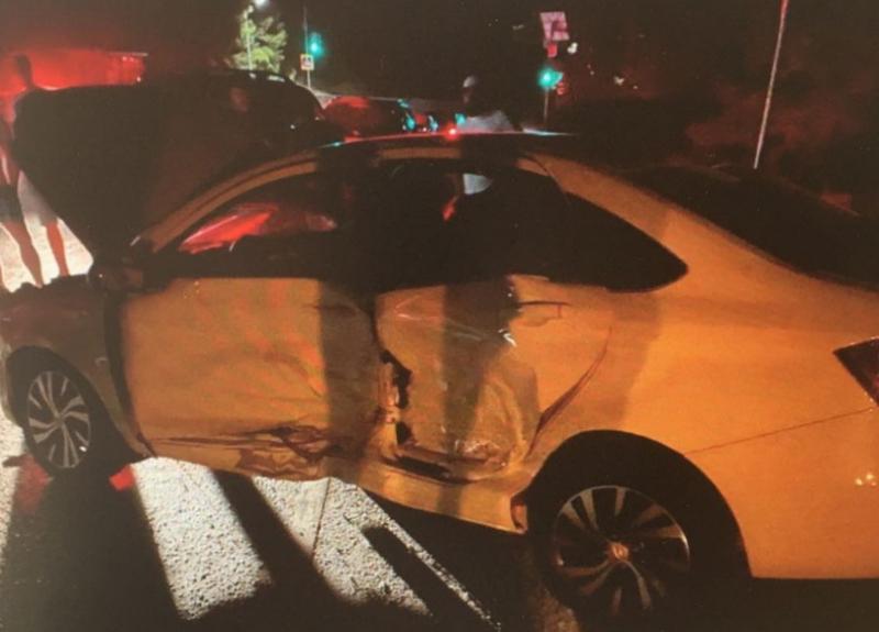 В Крыму легковушка столкнулась с рейсовым автобусом, есть пострадавшие (фото)