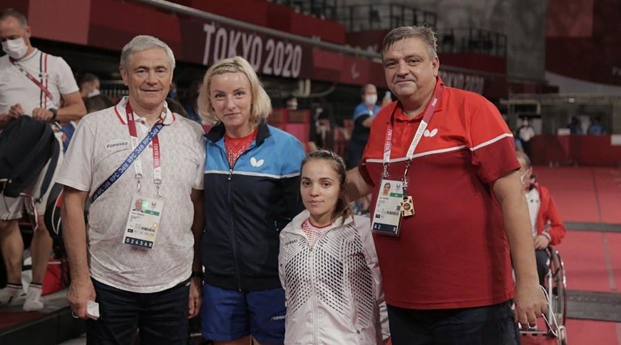 Крымчанка завоевала «серебро» на Паралимпиаде в Токио