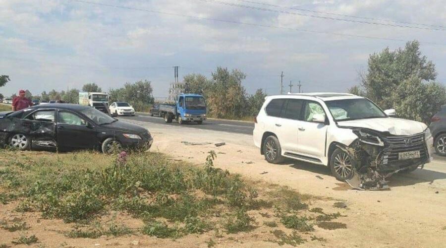 В результате ДТП в Крыму погибла женщина и пострадал ребенок