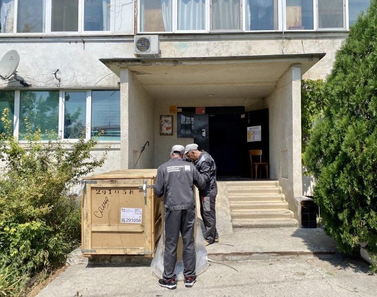 В многоквартирных домах Севастополя заменят 99 лифтов