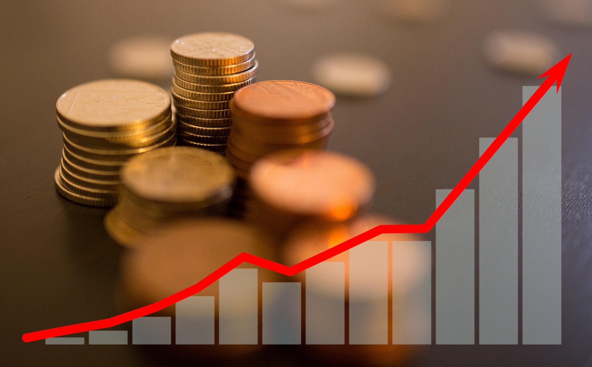Инфляция в России достигла 6,68%, это максимум на пятилетнем отрезке