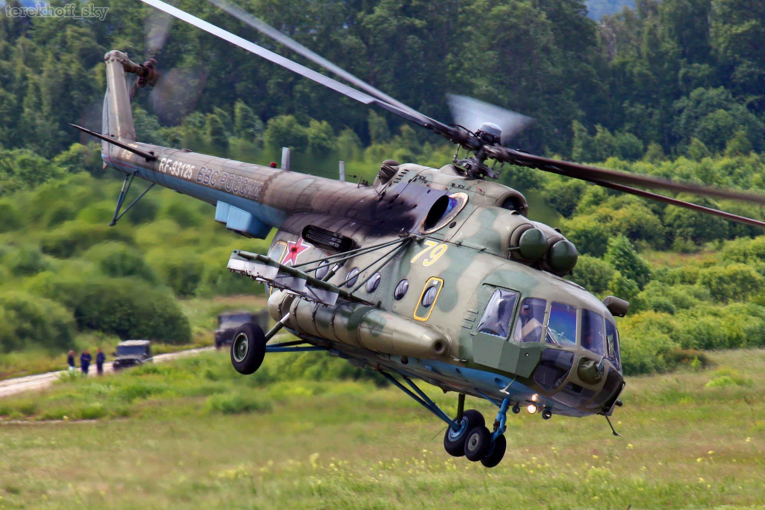 В захваченном боевиками Афганистане остается больше 100 российских вертолетов