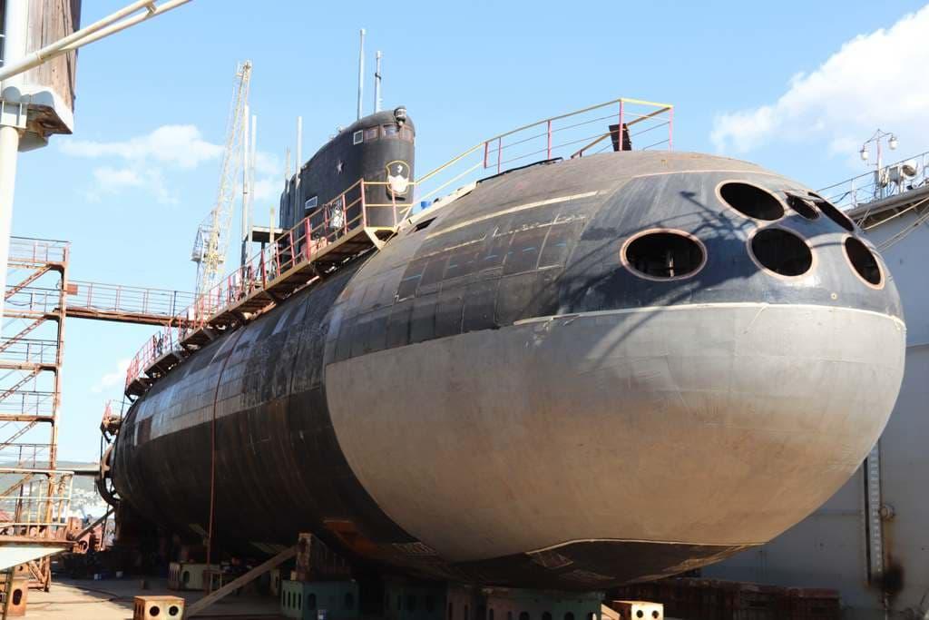На севастопольском судоремонтном заводе отменено акционирование, он остается в структуре Минобороны