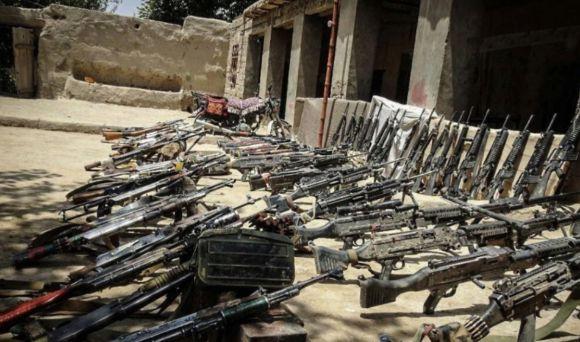 «Талибан» призвал жителей Афганистана сдать оружие и боеприпасы