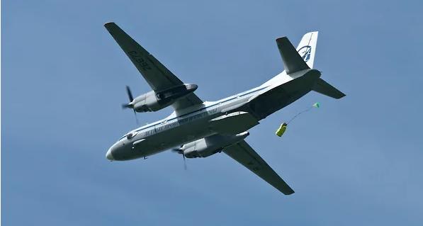 В Хабаровском крае потерпел крушение Ан-26