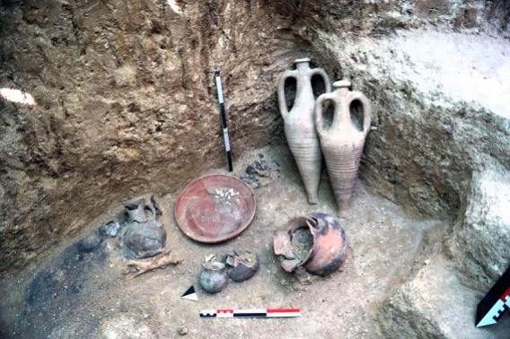 В Херсонесе впервые представят археологические находки с мест строительства «Тавриды»
