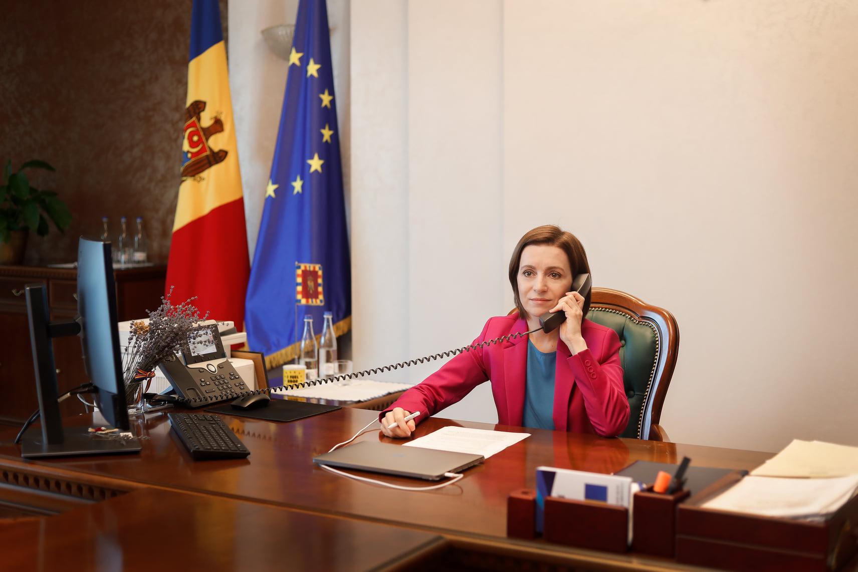 Президент Молдавии заявила о необходимости вывода российских войск из Приднестровья