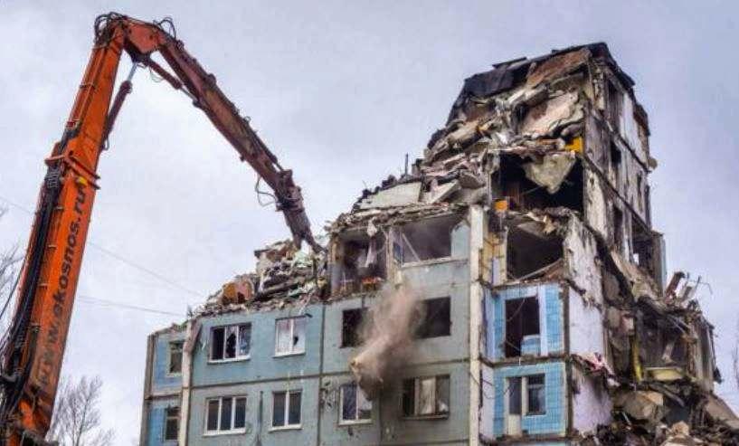 Росреестр упростил процедуру снятия с кадастрового учета снесенной недвижимости