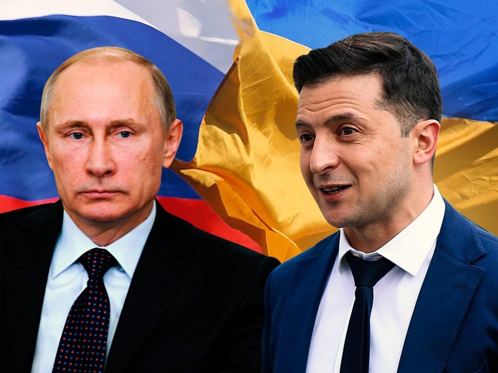 На Украине предположили, когда состоится встреча Путина и Зеленского
