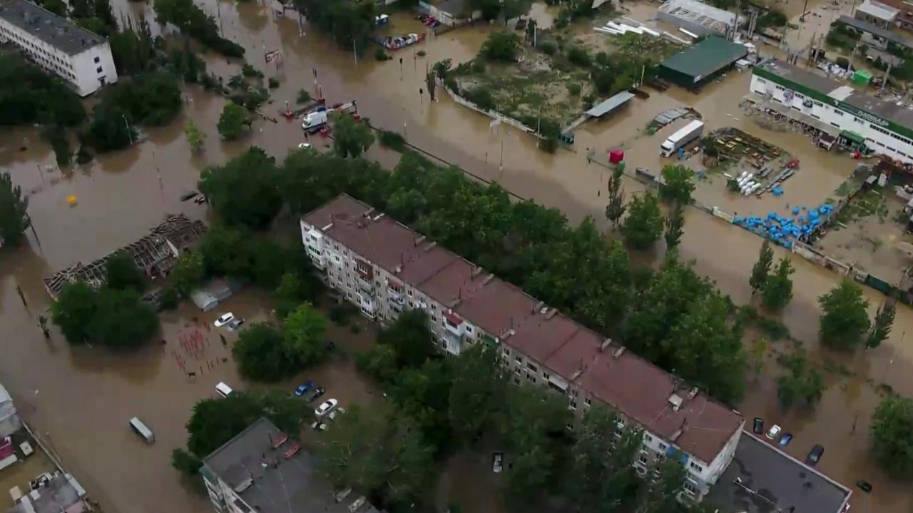 Аксенов рассказал, когда начнутся выплаты на капремонт подтопленных домов