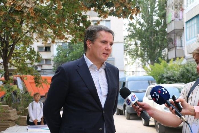 Бывший замгубернатора Севастополя побеждает на выборах губернатора Белгородской области