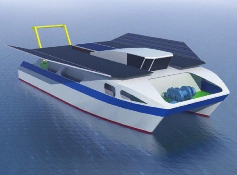 В Санкт-Петербурге 24 сентября спустят на воду судно СевГУ «Пионер-М»