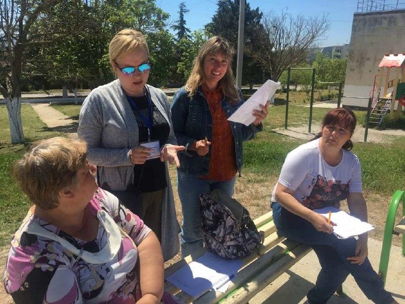«Севастопольские мамы» добились выделения земли 135 семьям