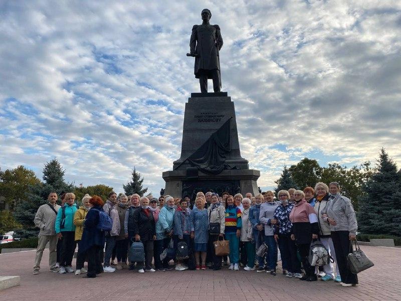 РОО «Мы-севастопольцы» подарила ветеранам отдых на ЮБК