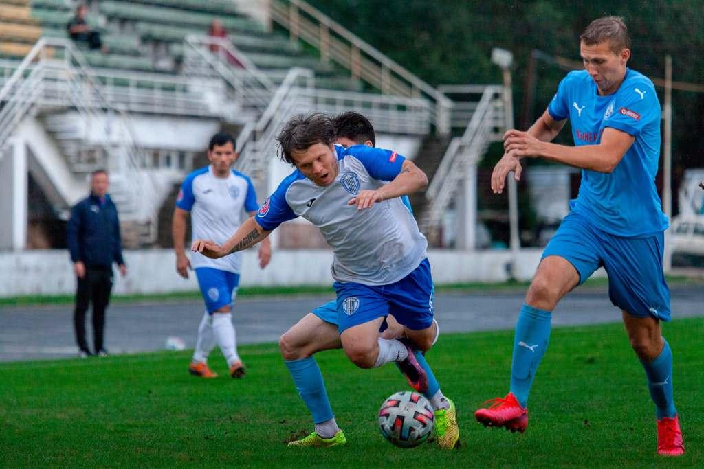 Чемпионат Крыма по футболу: «ТСК-Таврия» и «Севастополь» заключают мир