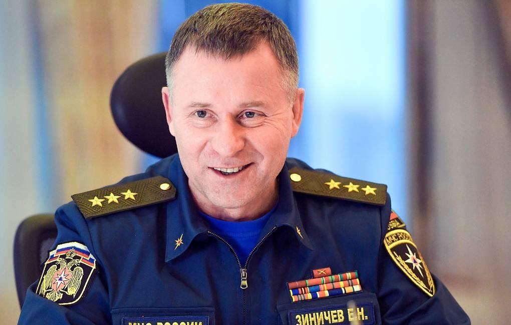 Глава МЧС России погиб при исполнении служебного долга, спасая человека
