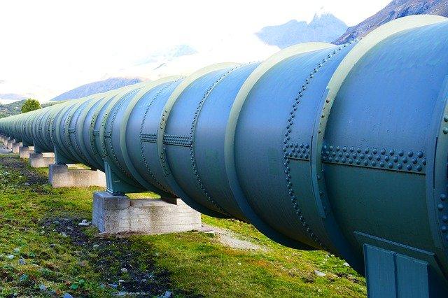 В «Газпроме» сообщили о завершении строительства газопровода «Северный поток – 2»