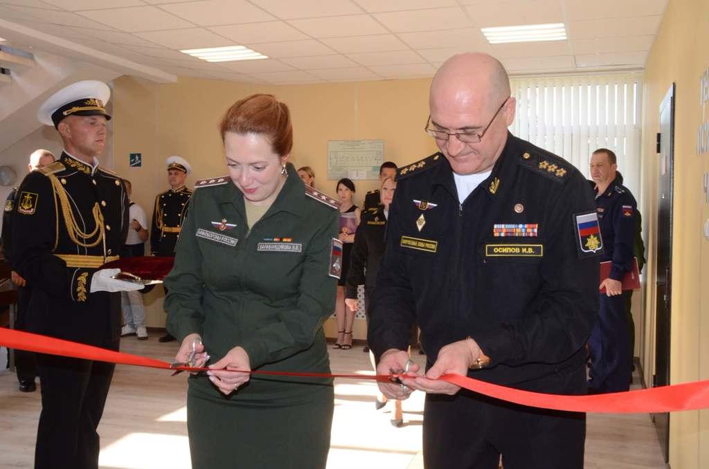 На Черноморском флоте открыли центр психологической работы