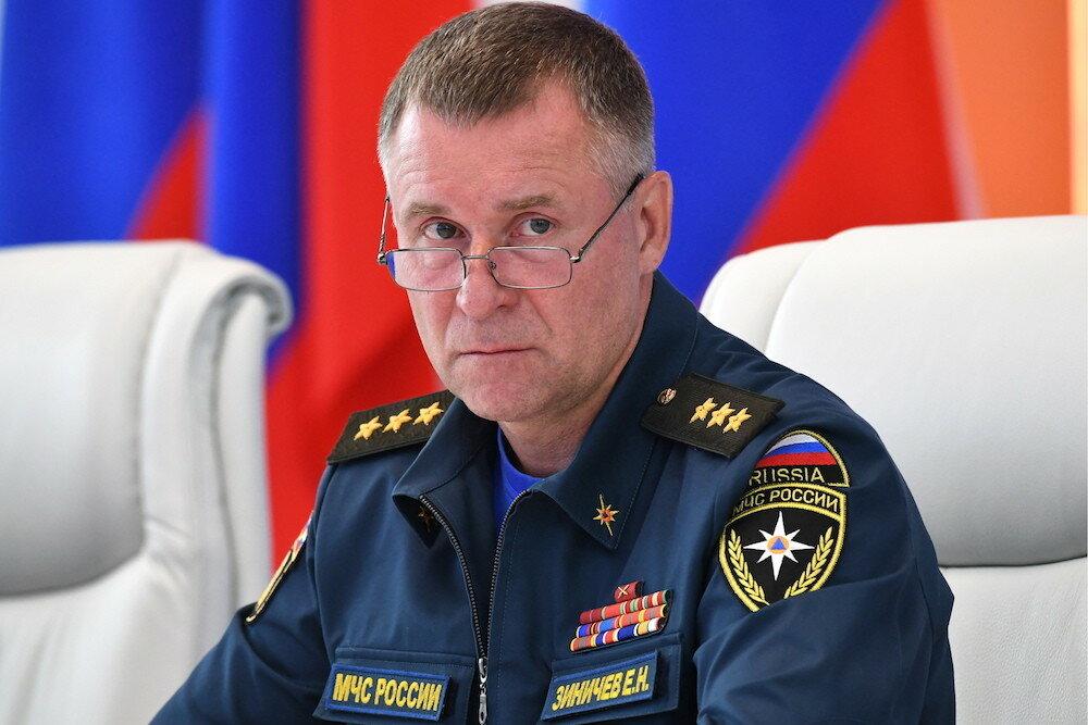 Погибшему главе МЧС присвоили звание героя России
