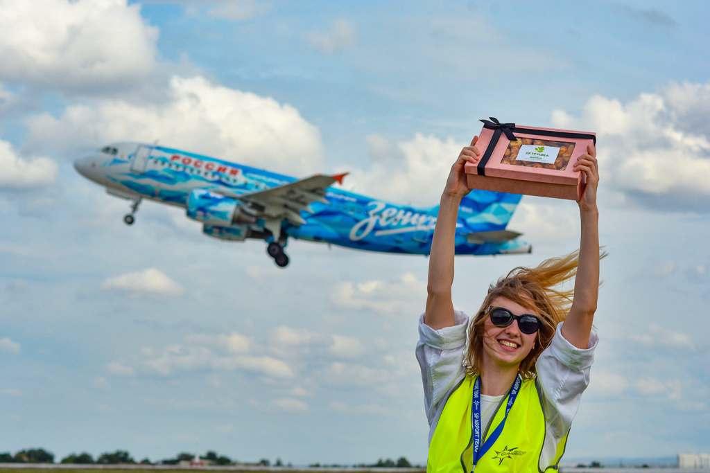 Аэропорт Симферополь стал лучшим в СНГ в сфере авиационного маркетинга