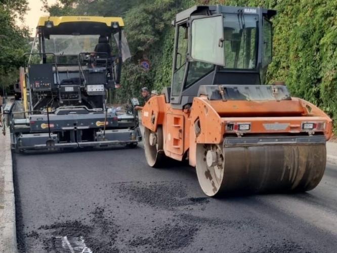 В Севастополе завершился ремонт дороги на улице Шестакова