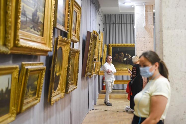 Молодежь Севастополя может получить «Пушкинскую карту»