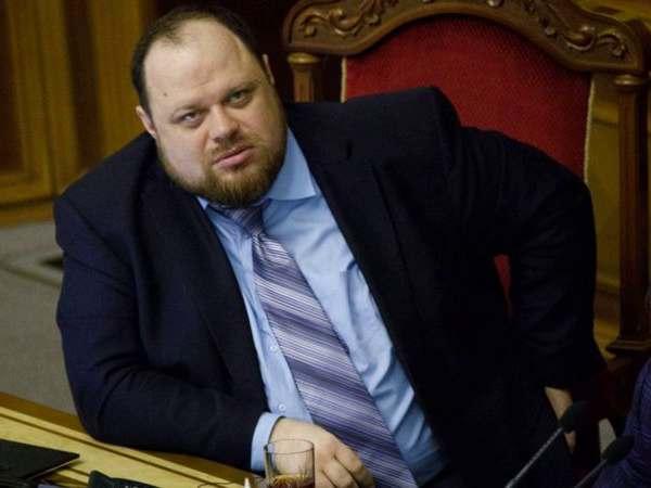 Верховную раду Украины возглавил бывший член команды КВН «Три толстяка»